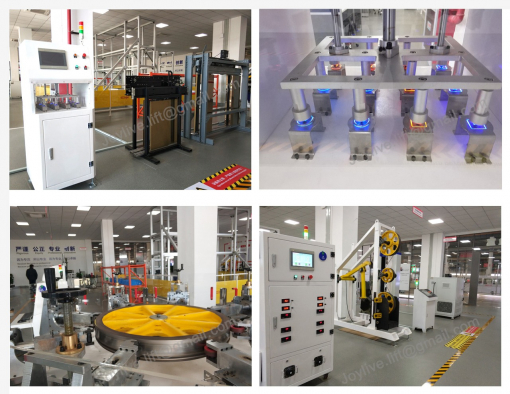 gallery/laboratory of joylive elevator new manufacturing center2